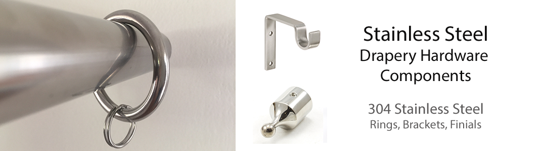 Stainless Steel Rings and Brackets
